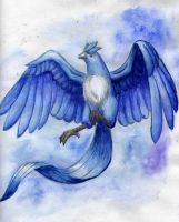 Articuno by superpsyduck