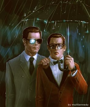 Kingsman - With you by maXKennedy