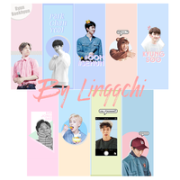 [Bookmark] EXO by linhchinie