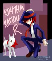 Rhythm Kaitou R by cool-neko-chan