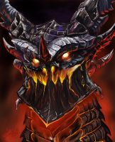 Deathwing by TheNekow