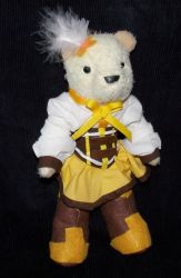 Mami Bear by AbleSistersFanCrafts