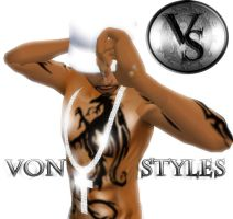 Vonstyles Promo Pic by TreStyles