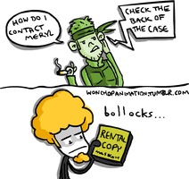 MGS: The Rental by Wonchop