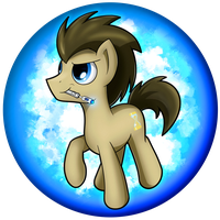 Dr Whooves Orb by flamevulture17