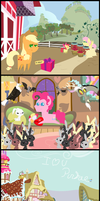 Hearts and Hooves Day 2015 by bronybyexception