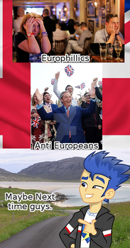 Flash Sentry Brexit meme by RMZERO