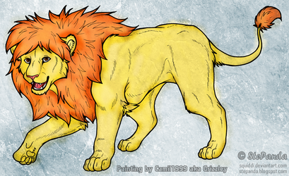 Lion by Camil1999