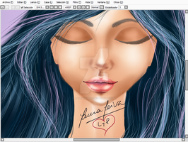 Tears W.I.P. by lauraypablo