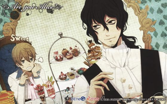 Are you Alice   Wallpaper by R120