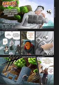 Madara's True Strength by 13mjvr