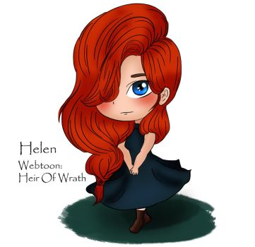 Chibi Helen: Heir Of Wrath by azza-chaouch