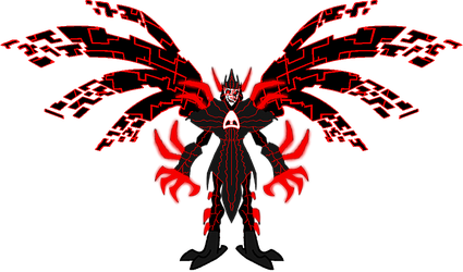 Virus Overlord Antix (Wings) by venjix5