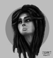 Dreads by totopc