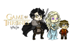 GAME OF THRONES: My Babies by DarkPrincess116