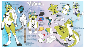 Vinou reference by O2zed