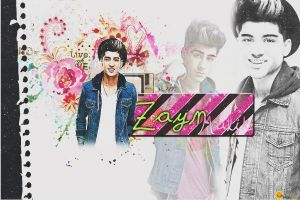 Wallpapper Zayn Malik by Melchulittlegirl