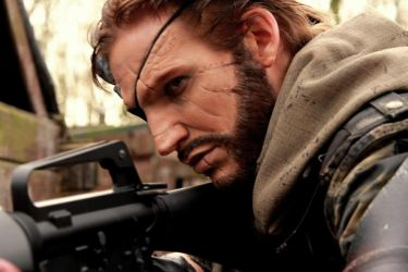 MGS V - Close up by RBF-productions-NL