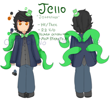 OC's | Jello Reference by Captachino