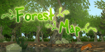 forest map (feralheart) by hostile-elf