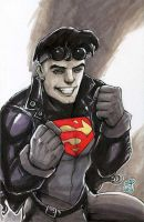 Superboy! by olybear