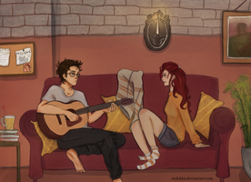 Common Room by Sudekka