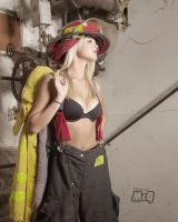 Amanda the Firefighter by McQ911