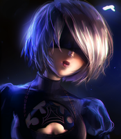 2B by LilyDemian