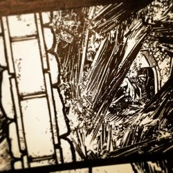 The Cape: Fallen Issue panel crop inks by Spacefriend-KRUNK