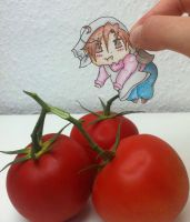 My tomatoes v.v by FenSun