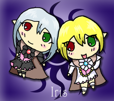.: The Iris' :. by Chazx3