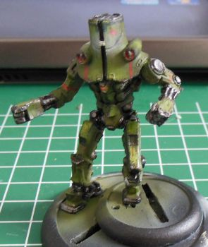 Cherno Alpha HeroClix figure refurbishment by OrsusZoktavir