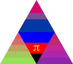Bi Aroflux Aceflux Polyamory Triforce by Pride-Flags