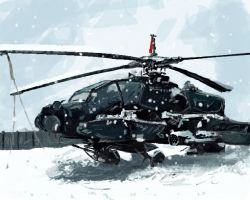 helicopter by sid