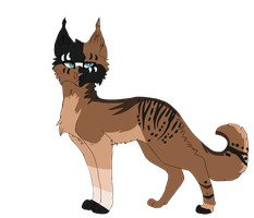.::. Cat Adoptable - Auction - OPEN .::. by xUnknownSpirit