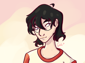 keef with glasses by waraiigoe