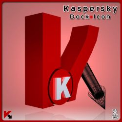 Kaspersky Dock Icon by AlperEsin