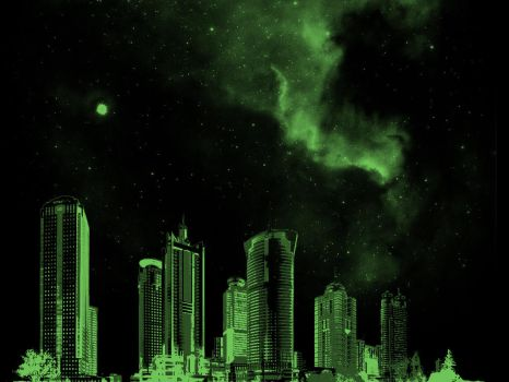 Chaos City by danyal-tr
