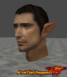 Magoichi Head Base- Pointy ears by KishiTheDragoness95