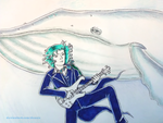 Inky 12 - Cetacea feat Chris Squire by denoje