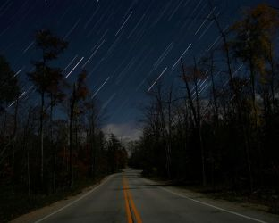 Star Trail Road 2 by FAceleSS-21