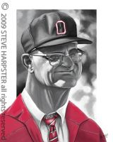 Coach Woody Hayes by sharpie99