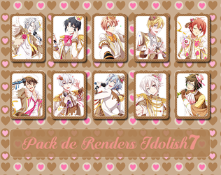I7 Valentine- Pack by fania98