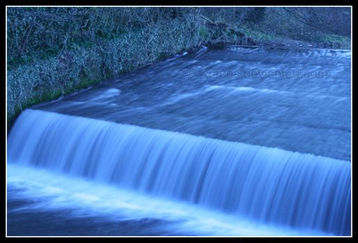 Waterfall by Xerces