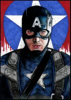 CAPTAIN AMERICA 3 PSC by MJasonReed