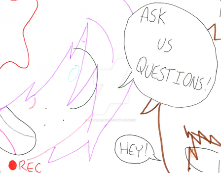 Ask us stuff! by Z0MGedELR1C