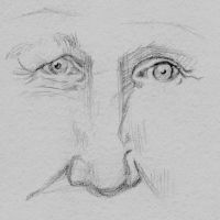 Square of Roger Waters face by jellyandjamXD
