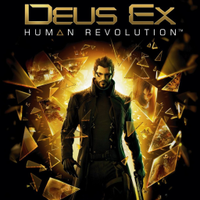 Deus Ex Human Revolution icon for Obly Tile by ENIGMAXG2