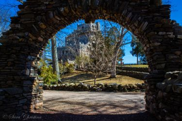 Gillette Castle by AlessyaAtlantis