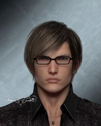 Potrait - Ignis Scientia Brotherhood Concept by NightysWolf